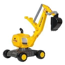 Rolly Toys - New holland Construction WE170 b Pro grävmaskin