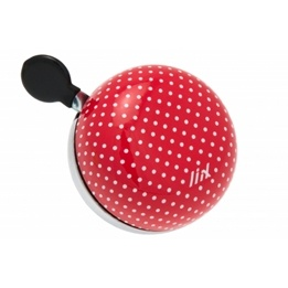 Liix - Liix Mini Ding Dong Bell Polka Dots Red