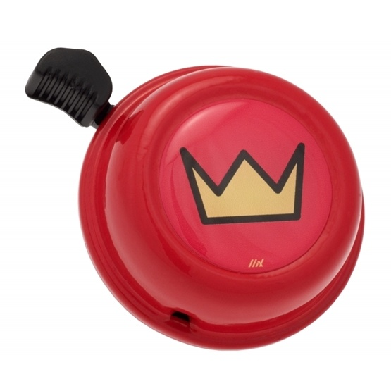Liix - Liix Colour Bell Crown Red
