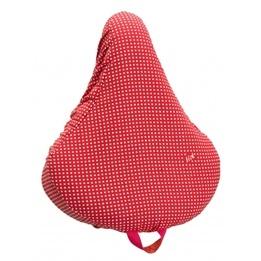 Liix - Liix Saddlecover Polka Dots Red