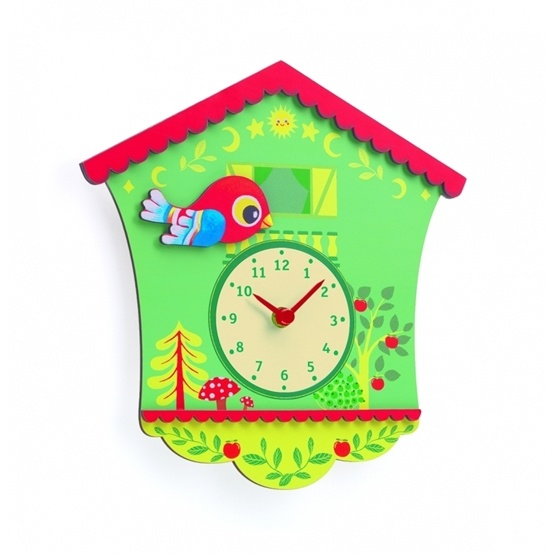 Djeco - Peggy´S Clock