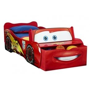 Sängar - Disney - Disney Cars/Bilar Blixten Barnsäng Junior