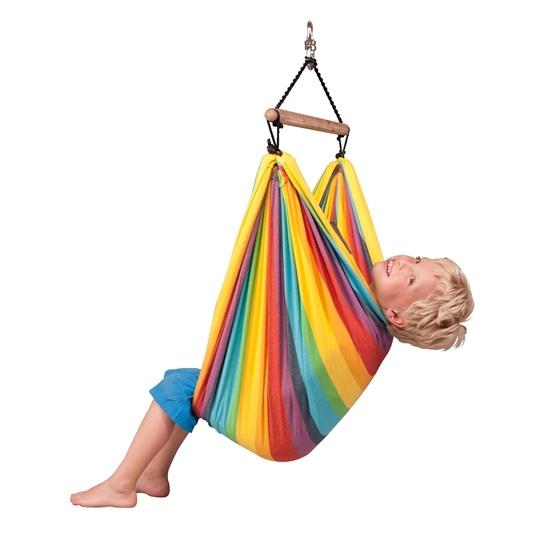 La Siesta - Hängstol Barn - Iri - Rainbow