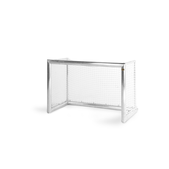 Avyna - Fotbollsmål - Aluminium - 1,5x1x0,9
