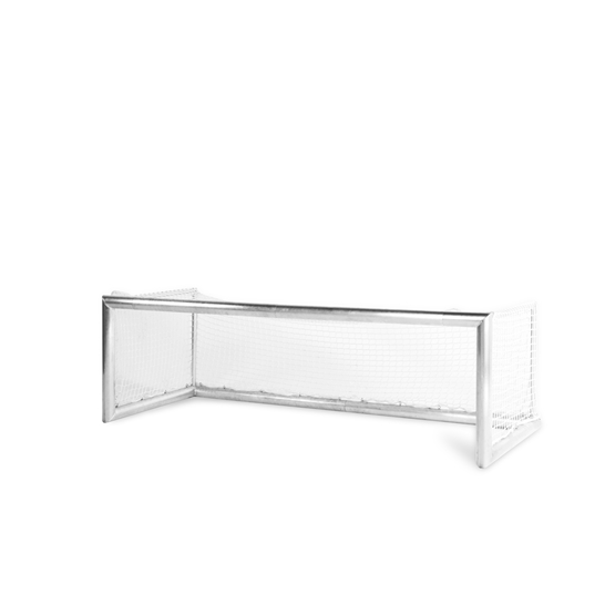 Avyna - Fotbollsmål - Aluminium - 2,5x1x0,10