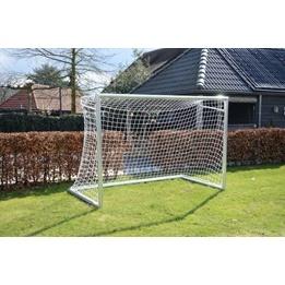 Avyna - Fotbollsmål - Aluminium - 3x2x1,7 meter