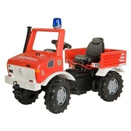 Rolly Toys - Rollyfire Engine Unimog - Brake - Gear