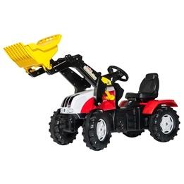 Rolly Toys - Rollyfarmtrac Steyr Cvt 6225 - Rollytrac Lader
