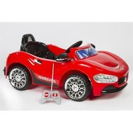 Azeno - Elbil - Cabriolet - Röd