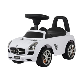 Azeno - Sparkbil - Licens Mercedes - Vit