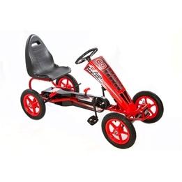 Elite Toys - Gokart - Pedal F8-1 - Röd