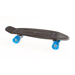 My Hood - Cruiser Board - Svart/Blå