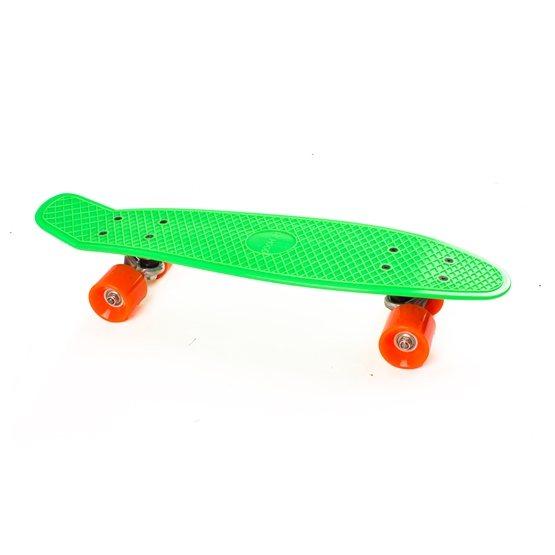 My Hood - Cruiser Board - Lime/Orange