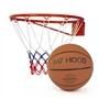 My Hood - Basketkorg Med Boll
