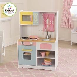 Kidkraft - Barnkök - Petite Pastel Kitchen