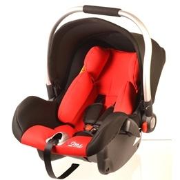 2ME - Babyskydd Monza - Röd