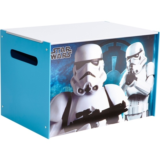 Disney - Star Wars Tidy Up Time Toy Box