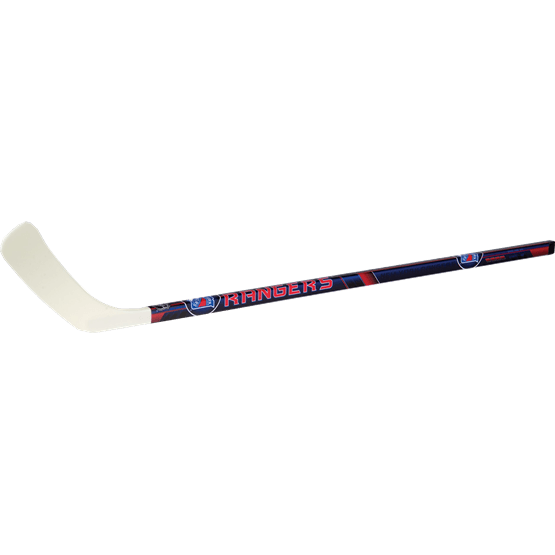 "Franklin - Streethockeystick 48"" Rangers Right"
