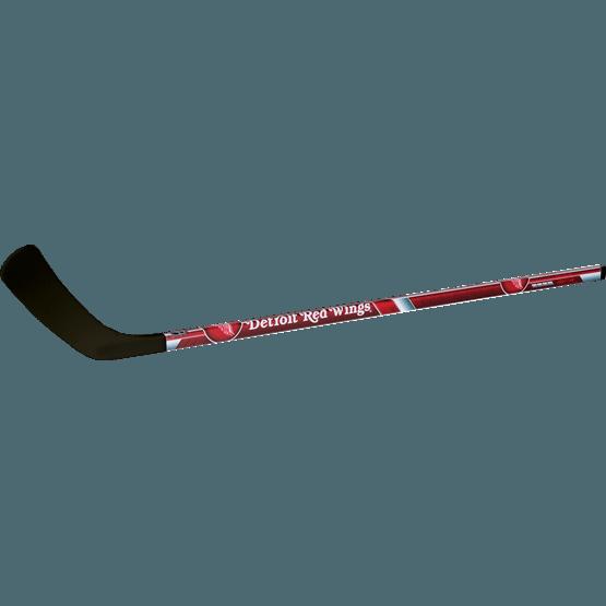 "Franklin - Streethockeystick 48"" Red Wings Right"