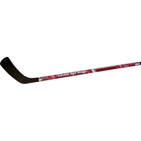 "Franklin - Streethockeystick 48"" Red Wings Left"