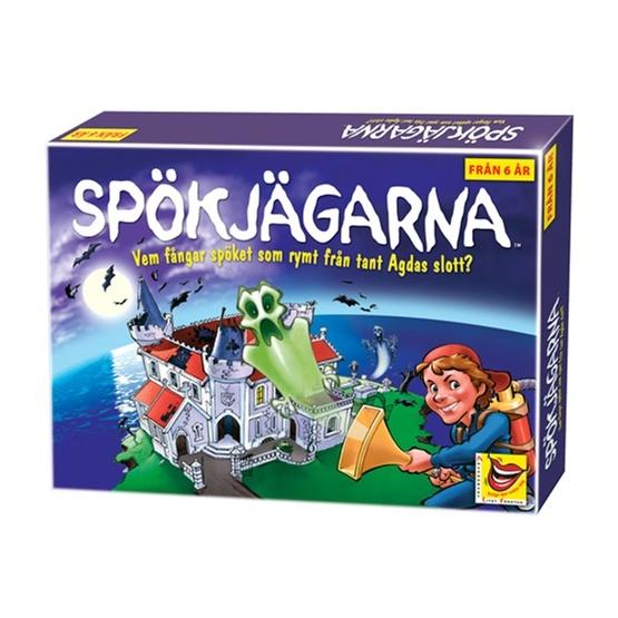 Alf - Spel - Spökjägarna