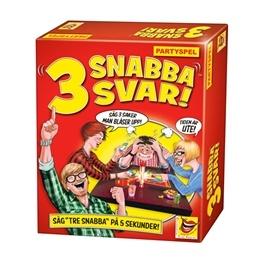 Alf - Spel - 3 Snabba Svar