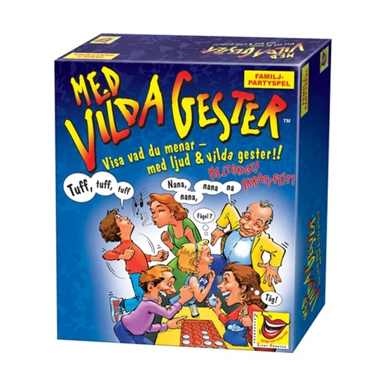Alf - Spel - Med Vilda Gester