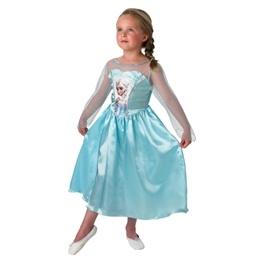 Disney - Frozen Klänning Elsa Stl S