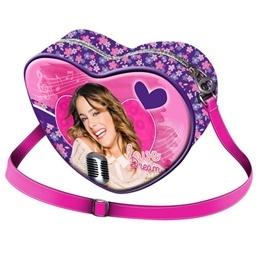 """Disney - Violetta Handväska""""Heart Love"""""""