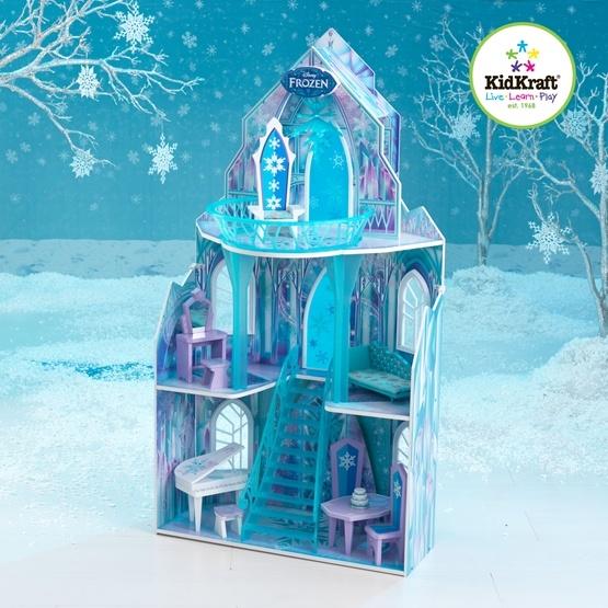 Kidkraft - Dockskåp - Frozen Dollhouse Limited Edition