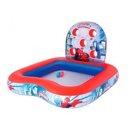 Bestway - Pool - Spindelmannen Pool 155X155X99