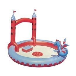 Bestway - Pool - Uppblåsbart Slottspool