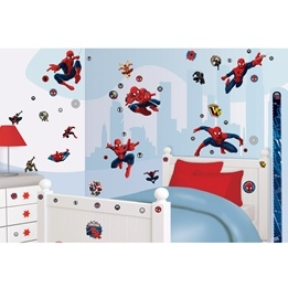 Walltastic - Väggdekaler Spiderman