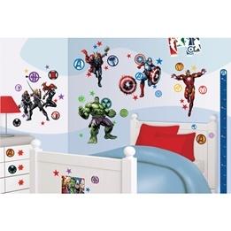 Walltastic - Väggdekaler Avengers