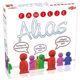 Tactic - Spel - Familje Alias