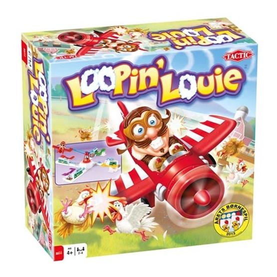 Tactic - Spel - Looping Louie