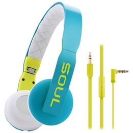 Soul - Headset Loop On-Ear Blue