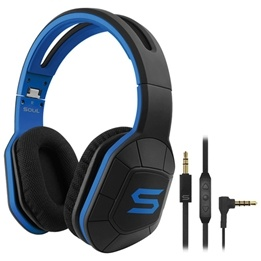 Soul - Headset Combat+ Electric Blue