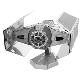 Metal Earth - Star Wars - Darth Vader´S Tie Fighter