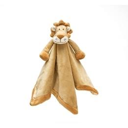 Teddykompaniet - Diinglisar Snuttefilt - Lejon