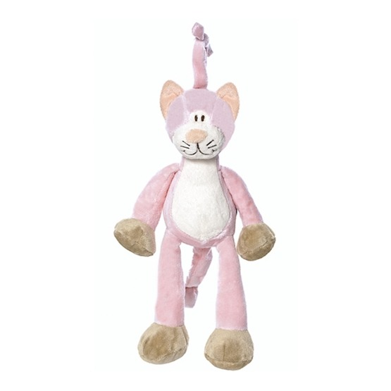 Teddykompaniet - Diinglisar - Speldosa - Katt