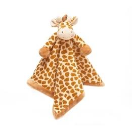Teddykompaniet - Diinglisar Snuttefilt - Giraff