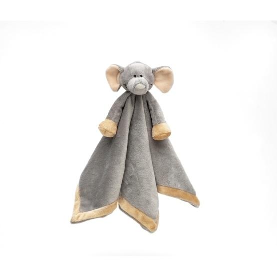 Teddykompaniet - Diinglisar Snuttefilt - Elefant