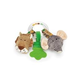 Teddykompaniet - Diinglisar Lejon & Elefant