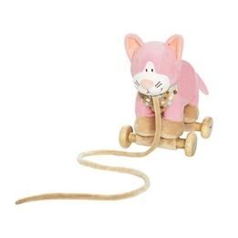 Teddykompaniet - Diinglisar - Katt På Hjul