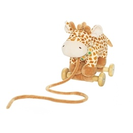 Teddykompaniet - Diinglisar - Giraff På Hjul