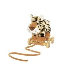 Teddykompaniet - Diinglisar - Tiger På Hjul