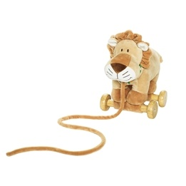 Teddykompaniet - Diinglisar - Lejon På Hjul