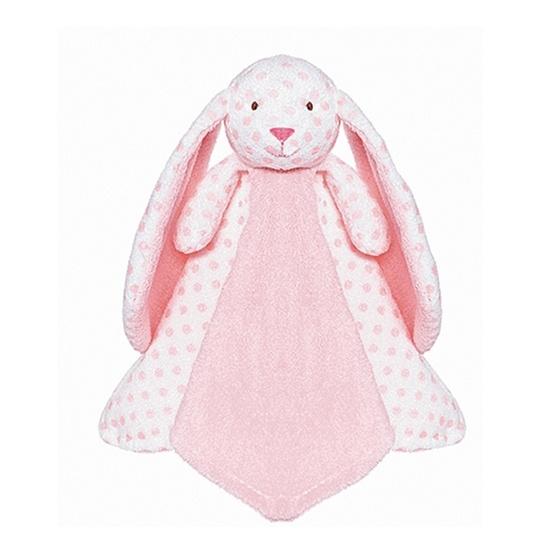 Teddykompaniet - Teddy Big Ears Snutte - Kanin