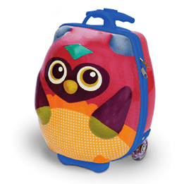 Oops - New Happy Trolley - Owl